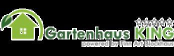 Gartenhaus KING Logo