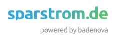 sparstrom.de Logo
