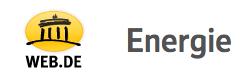 web.de Energie Logo