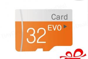 Produktbild von 32 GB Micro SD-Speicherkarte Klasse 10 TF-Karte mit Kartenadapter