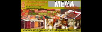 Mega-Einkaufsparadies Logo