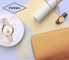 Bild von Fossil Uhren, Schmuck und Lederwaren bis zu 85% reduziert
