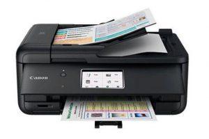 Produktbild von Canon PIXMA TR8550 4in1 Tinten-Multifunktionsdrucker