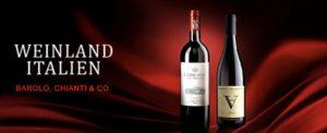 Bild von Italienische Weine mit bis zu 80% Rabatt