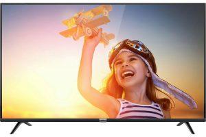 Produktbild von TCL 50DB600 LED-Fernseher (126 cm/50 Zoll, 4K Ultra HD, Smart-TV, Alexa kompatibel), schwarz