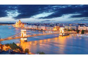 Produktbild von Hin und Rückflug nach Budapest ab 23€