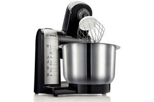 Produktbild von Bosch MUM48A1 Küchenmaschine anthrazit/silber