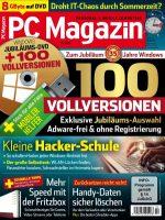 Bild von Jahresabo PC Magazin Classic DVD XXL dank Sofortrabatt nur 24,95€ (sonst 78,60€)