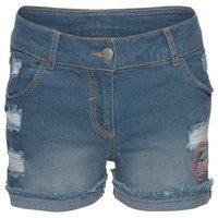 Produktbild von Chiemsee Shorts mit Destroyed-Effekten blau