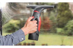 Produktbild von Vileda Windomatic Power Fenstersauger – Streifenfreier Glanz mit Super-Power