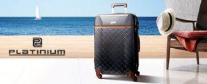 Bild von Platinium Koffer, Taschen und Accessoires bis zu 87% günstiger