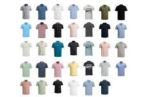 Produktbild von Jack & Jones Polo Shirt Poloshirt