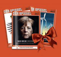 Bild von 6 Ausgaben Der Spiegel statt 30,60€ nur 8,90€