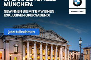 Bild von Exklusives BMW Gewinnspiel – Gewinne einen exklusiven Opernabend
