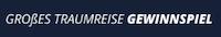 Großes Traumreise Gewinnspiel Logo