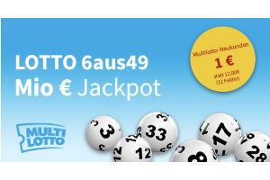 Bild von WOW! 12 Tipps für Lotto 6aus49 für nur 1€ statt 12€