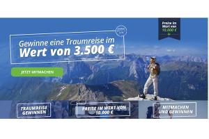 Bild von WOW! Traumreise im Wert von 3.500€ gewinnen! Kostenlos teilnehmen – nur für kurze Zeit!
